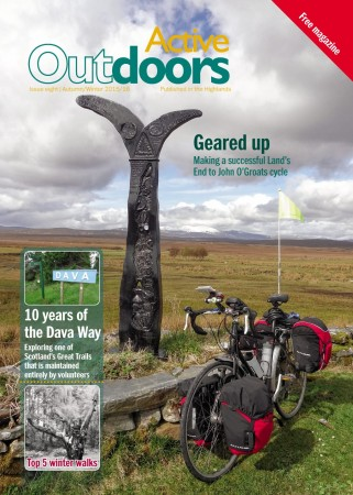 Active Outdoors Autumn/Winter 2015/16 issue eight
