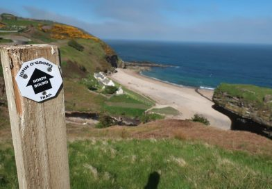 Make way for walkers on the John O'Groats Trail