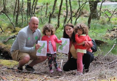 Mini orienteering family fun day