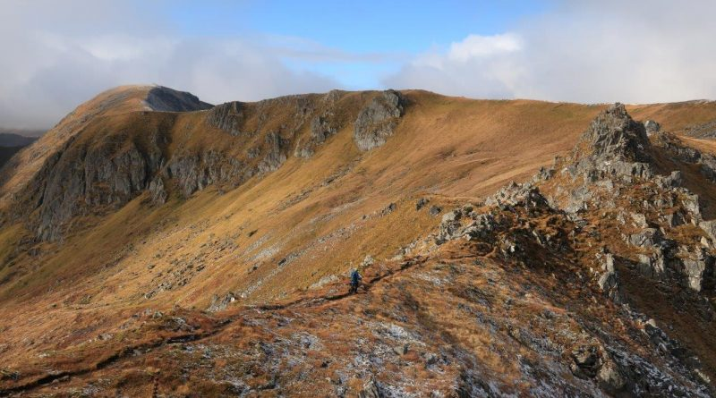 Two Munros or three? An Affric adventure on stunning ridges
