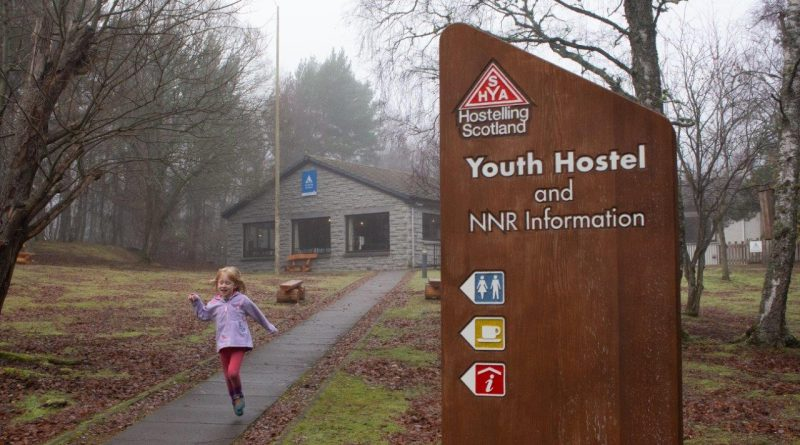 Family fun on Highland hostelling experience