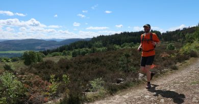 Banging the Drum for the Great Glen Way
