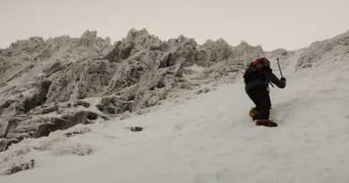 Coire an t-Sneachda offers first blast of winter mountaineering fun