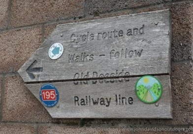 Deeside Way cycle – Ballater to Aboyne