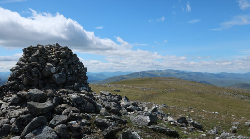 Geal Charn in the Monadhlaith – Going through the looking glass
